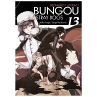 Bungou Stray Dogs - Bezpańscy literaci - 13