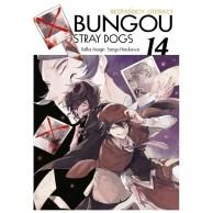 Bungou Stray Dogs - Bezpańscy literaci - 14