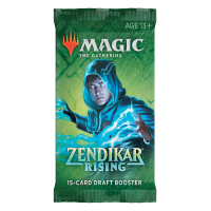 MTG Zendikar Rising - Booster Zendikar Rising Wizards of the Coast
