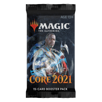 MTG Core Set 2021 Booster Core Set 2021 Wizards of the Coast