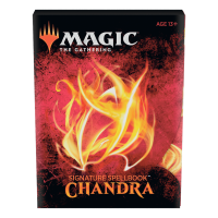 MTG Signature Spellbook - Chandra Pozostałe Wizards of the Coast