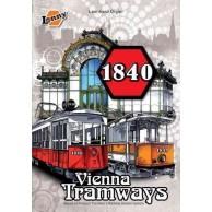 1840 Vienna Tramways (Kickstarter edition) Przedsprzedaż Fox in the Box