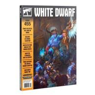 White Dwarf 455 Sierpień 2020 Czasopisma o grach Games Workshop