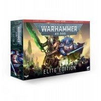 WARHAMMER 40000 ELITE EDITION (ENGLISH) Warhammer 40.000 Games Workshop