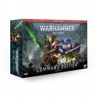 WARHAMMER 40000 COMMAND EDITION (ENG) Warhammer 40.000 Games Workshop