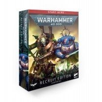 WARHAMMER 40000: RECRUIT (ENGLISH) Warhammer 40.000 Games Workshop