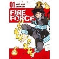 Fire Force - 1