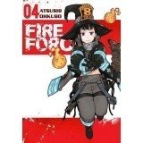 Fire Force - 4 Shounen Waneko
