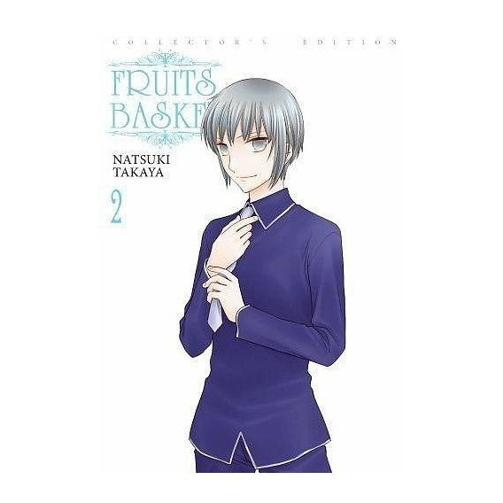 Fruits Basket - 2 Shoujo Waneko