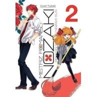 Mistrz romansu Nozaki - 2