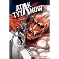 Atak Tytanów (Shingeki no Kyojin) - 1