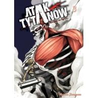 Atak Tytanów (Shingeki no Kyojin) - 3