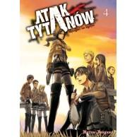 Atak Tytanów (Shingeki no Kyojin) - 4 Shounen JPF - Japonica Polonica Fantastica