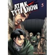 Atak Tytanów (Shingeki no Kyojin) - 5