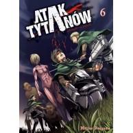 Atak Tytanów (Shingeki no Kyojin) - 6