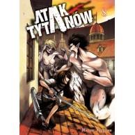 Atak Tytanów (Shingeki no Kyojin) - 8