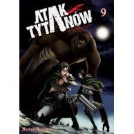Atak Tytanów (Shingeki no Kyojin) - 9