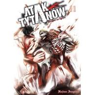 Atak Tytanów (Shingeki no Kyojin) - 11