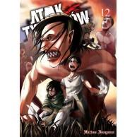 Atak Tytanów (Shingeki no Kyojin) - 12