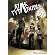 Atak Tytanów (Shingeki no Kyojin) - 13 Shounen JPF - Japonica Polonica Fantastica