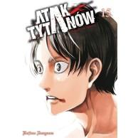 Atak Tytanów (Shingeki no Kyojin) - 15 Shounen JPF - Japonica Polonica Fantastica