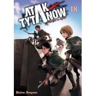 Atak Tytanów (Shingeki no Kyojin) - 18