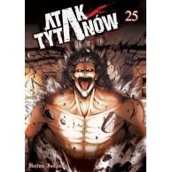 Atak Tytanów (Shingeki no Kyojin) - 25