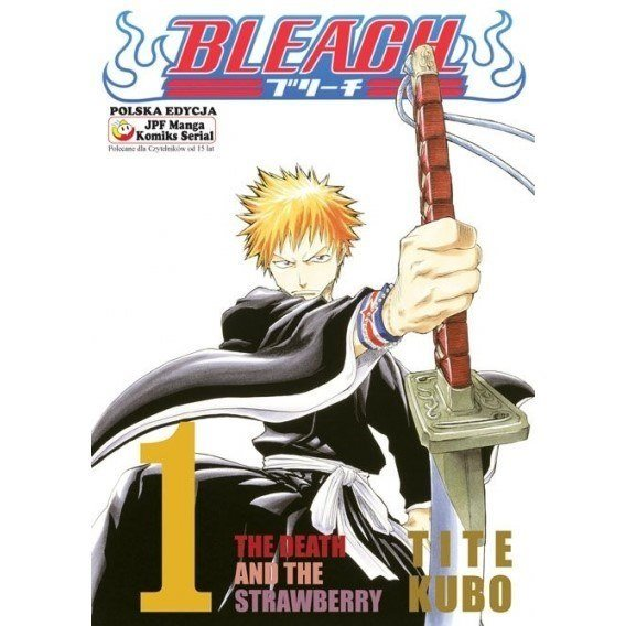 Bleach - 1 - The Death and the Strawberry Shounen JPF - Japonica Polonica Fantastica