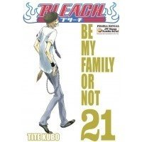 Bleach - 21 - Be my family or not