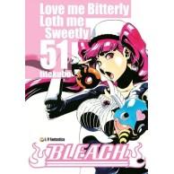 Bleach - 51 - Love me Bitterly Loth me Sweetly