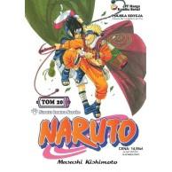 Naruto - 20 - Naruto kontra Sasuke