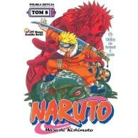 Naruto - 8 - Walka na śmierć i życie.