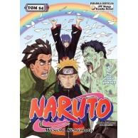 Naruto - 54 - Na rzecz pokoju