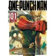 One-Punch Man - 1 - Cios pierwszy