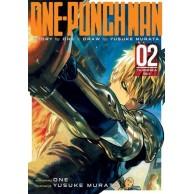 One-Punch Man - 2 - Tajemnica siły