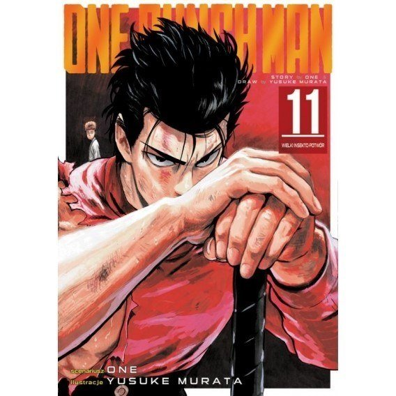 One-Punch Man - 11 Shounen JPF - Japonica Polonica Fantastica