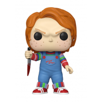 "Figurka Funko POP Movies: Chucky - 10"" Chucky"