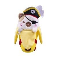 Funko Plush: Bananya - Pirate Bananya