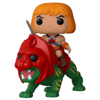 Figurka Funko POP Ride Władcy Wszechświata He-Man on Battle Cat - 84 Funko - Movies Funko - POP!