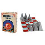 Martian Chess Crowdfunding Looney Labs