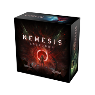 Nemesis: Lockdown (polska edycja Kickstarter)