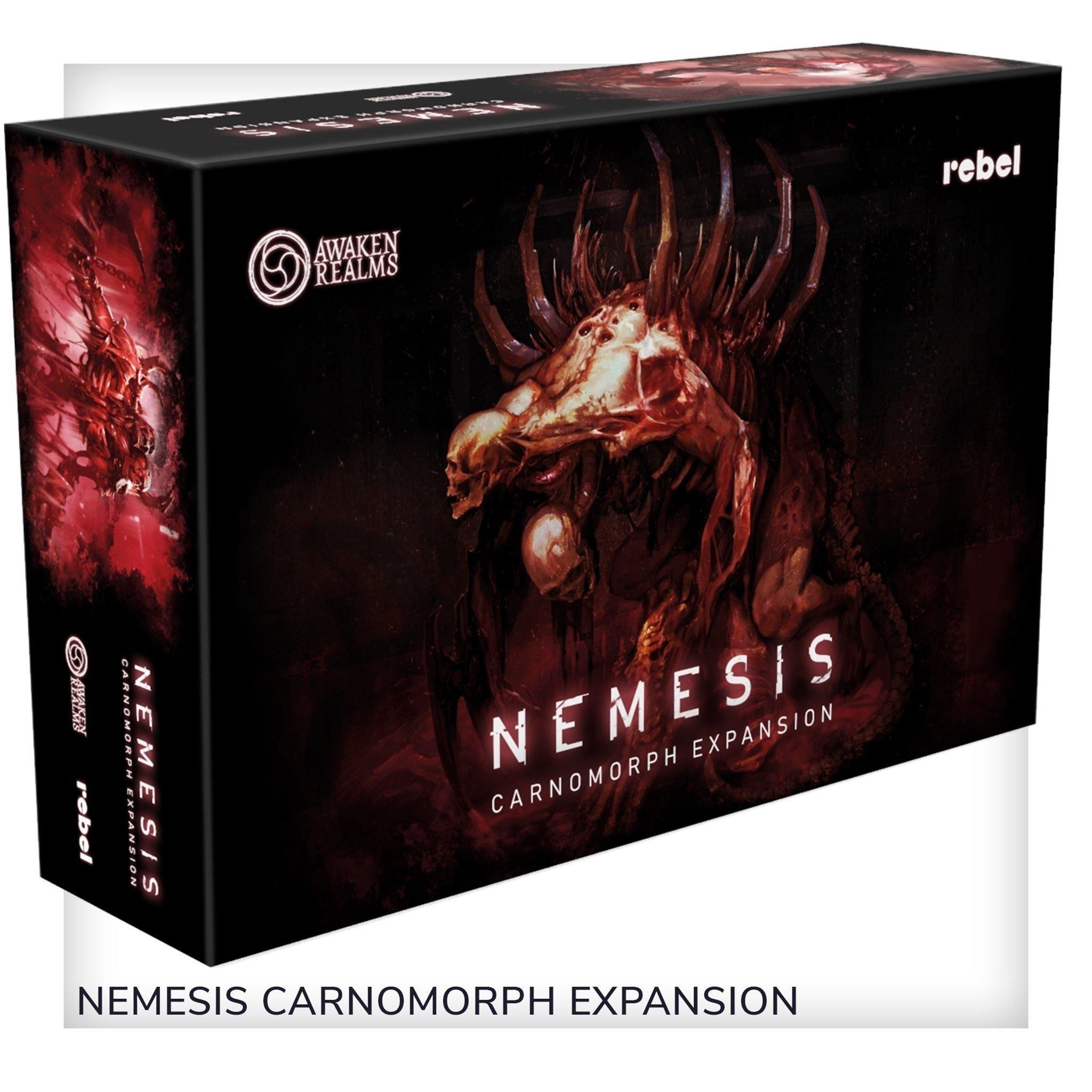 Nemesis: dodatek Carnomorphs