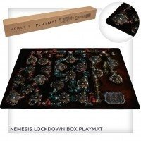 Nemesis Lockdown: Playmat