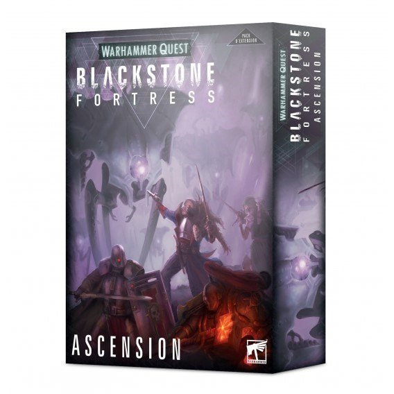 Warhammer Quest: Blackstone Fortress – Ascension Warhammer Quest: Blackstone Fortress Games Workshop