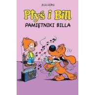 Ptyś i Bill - 7 - Pamiętniki Billa
