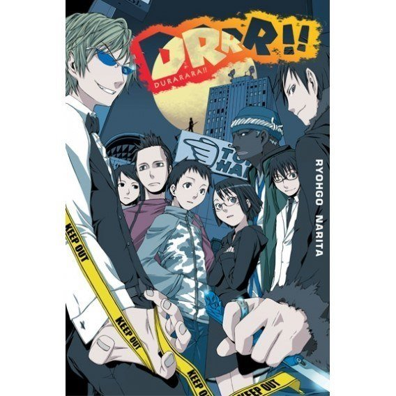 Durarara!! - 1 (light novel) Light novel Kotori