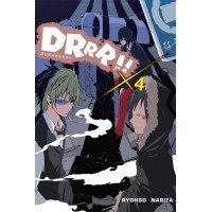 Durarara!! - 4 (light novel)