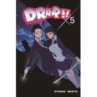 Durarara!! - 5 (light novel)