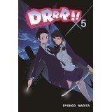 Durarara!! - 5 (light novel) Light novel Kotori