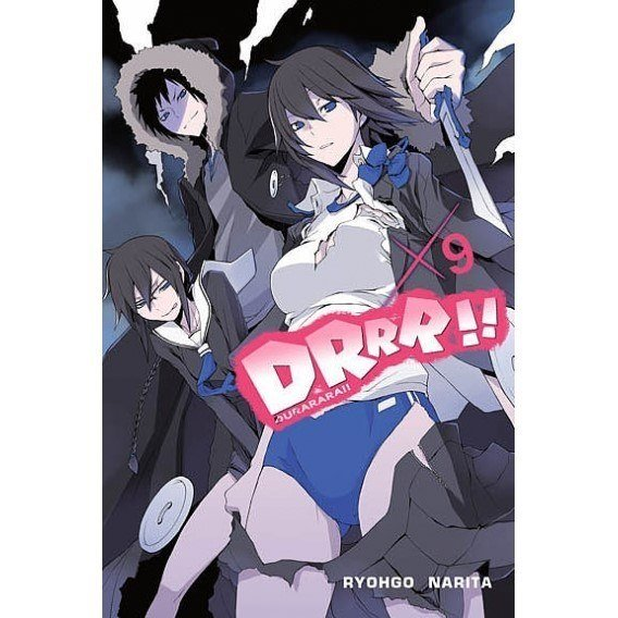 Durarara!! - 9 (light novel) Light novel Kotori